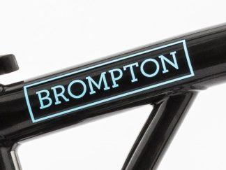 Brompton stickers